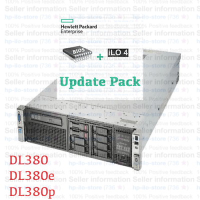 hpe proliant dl380p g8 firmware service pack upgrade