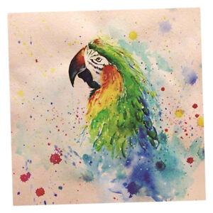 Prettyia Cross Stitch Cartoon Owl Picture Diamond Painting Kit for Beginners