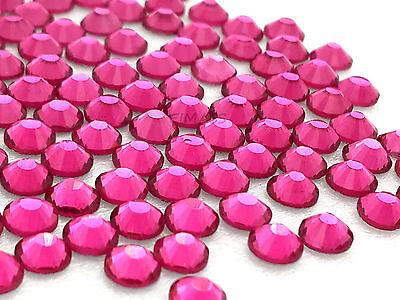 Factory Direct 1440 Hotfix Rhinestones DMC Glass Crystals, Flat Back Gems, 7767