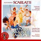 Alessandro Scarlatti: Venere, Amore e Ragione; Sinfonia di Concerto Grosso, No. 10 (CD, Jul-2011, La Bottega Discantica)