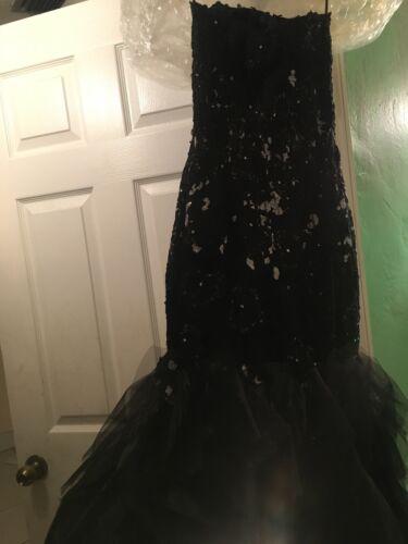 zilveren zilveren en Zwarte en jurk Zwarte Jovani Zwarte en jurk zilveren Jovani 0vNnm8w