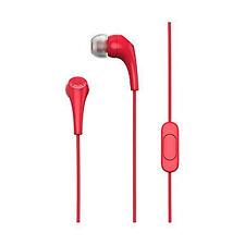 Motorola Earbuds 2 In Ear Wired Earphones I 3.5 mm Jack I Red