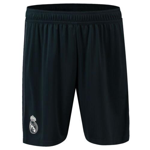 Offiziell Real Madrid Auswärts Shorts Kurze Hose Fußballhose 18//19 Herren adidas