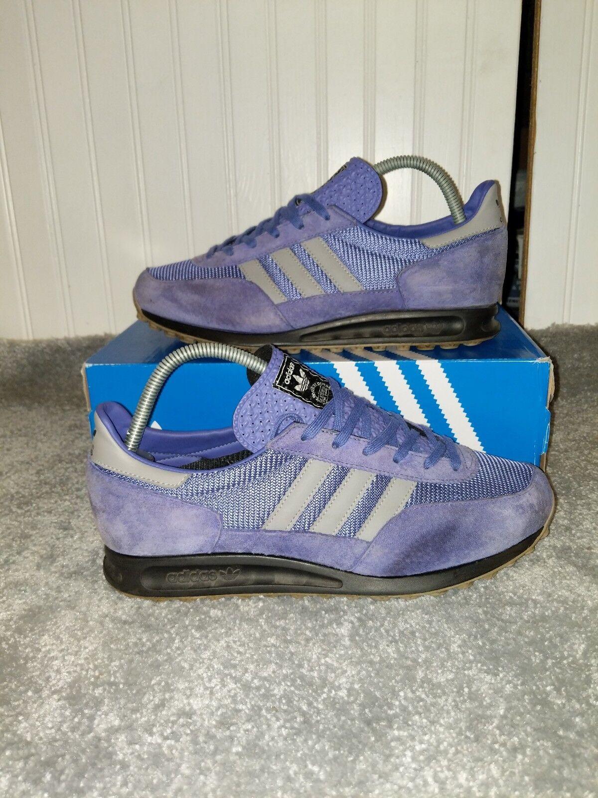 Adidas TRX Violet Taille 8 (Deadstock, McVicar, Spezial, Malmo)