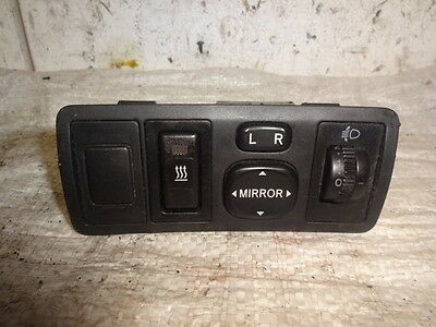 2005 2.0 D4D TOYOTA AVENSIS HEADLIGHT / MIRROR CONTROL SWITCH 84152 05050