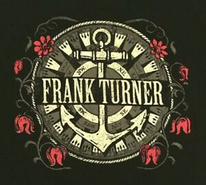 Frank-Turner-Nautical-Anchor-Roses-T-Shirt-Black-Medium-Womens-Folk-Punk-Music