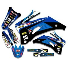 2006 2007 2008 2009 YAMAHA YZ 250F 450F GRAPHICS KIT YZ250F YZ450F BIKE DECALS