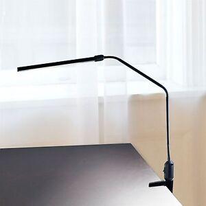 Black Clamp Stick Light For Desk Work Table Art Table 36
