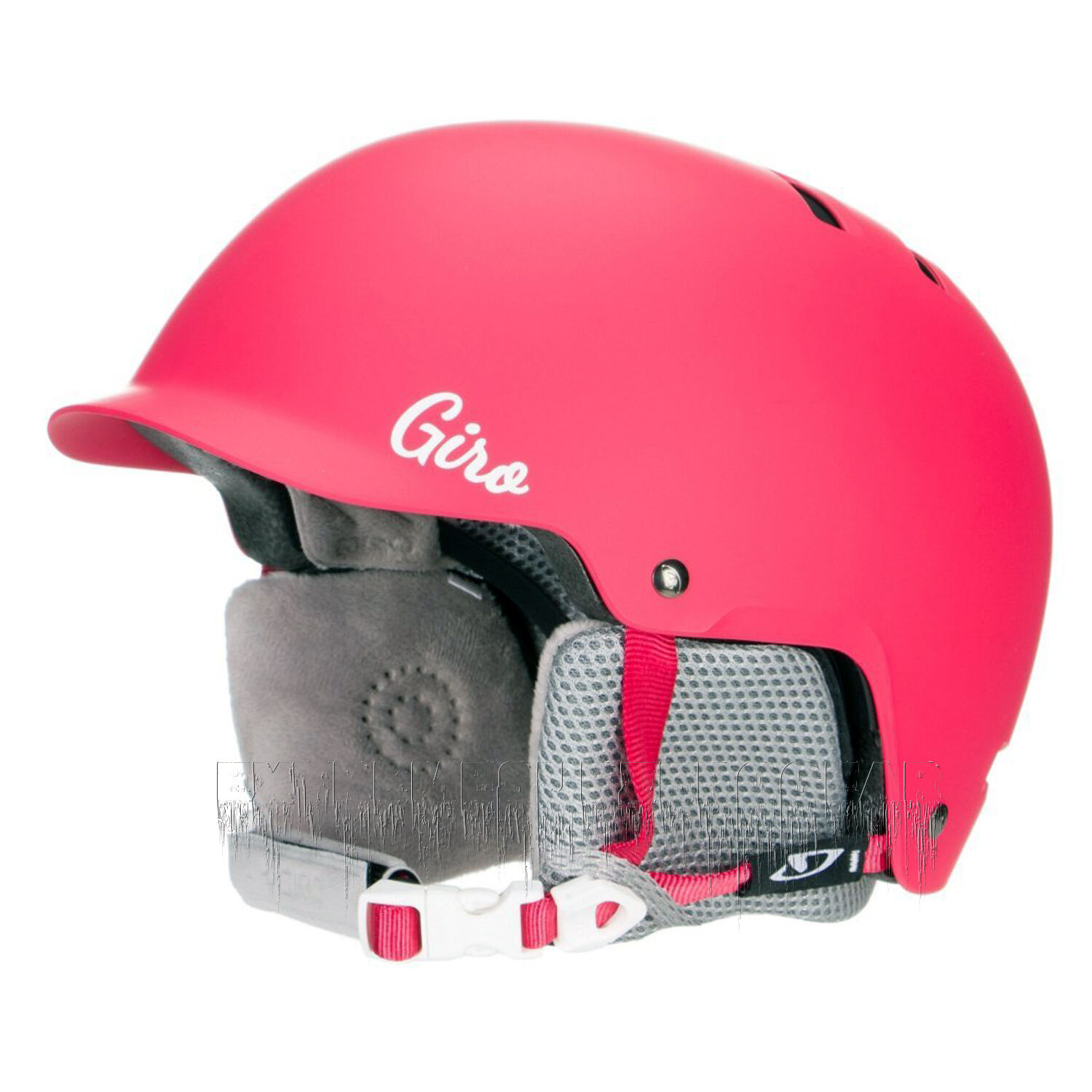 GIRO 2016 Youth  Snowboard Bright Coral VAULT HELMET  classic style