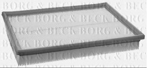 Borg /& Beck Filtro De Aire Para Vauxhall Corsa gasolina 1.0 Hatchback 85KW
