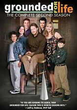 GROUNDED FOR LIFE: COMPLETE SEASON 2 (Donal Logue) - DVD - Sealed Region 1