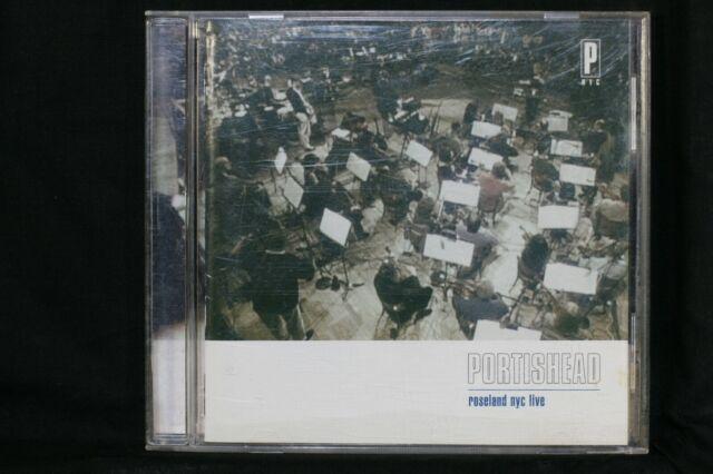 Portishead – Roseland NYC Live   - CD  (C835)