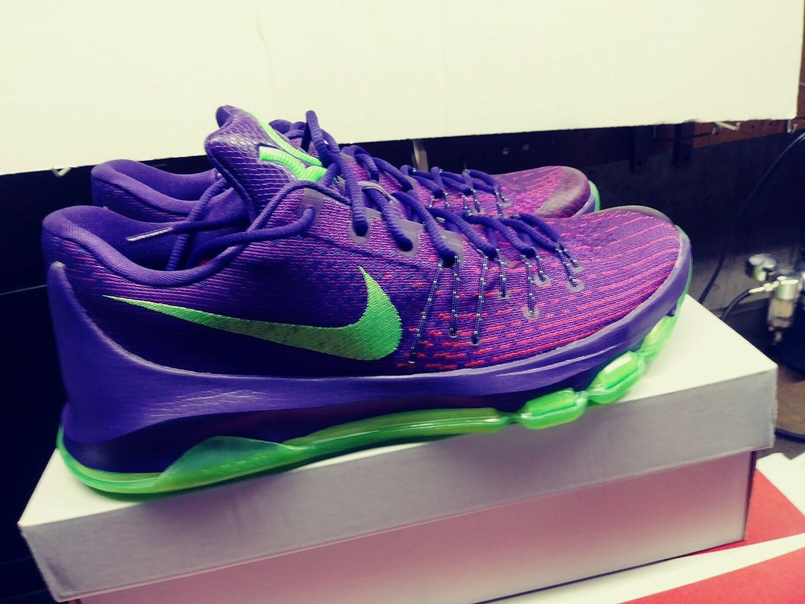 Nike KDs Purple **Brand New**
