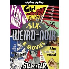 Weird-Noir: Six B-Movies (DVD, 2012, 2-Disc Set)