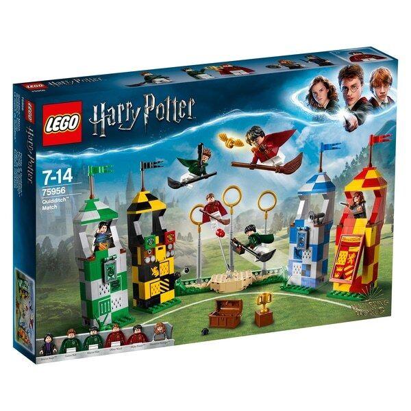Lego Lego Lego Harry Potter 75956 Quidditch Match 06f06f