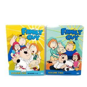 Family-Guy-Volume-1-amp-2-Season-1-3-DVD-Set