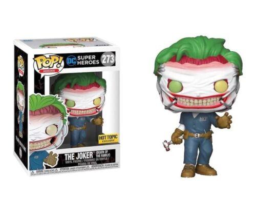 Suicide squad escuadron suicida dc comics joker figure funko pop colecci