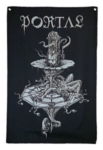 Portal-Phonel-Textile-poster-flag-Australian-Experimental-Metal-Lovecraft