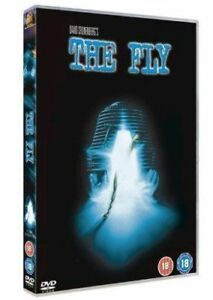 The-Fly-David-Cronenberg-Jeff-Goldblum-Geena-Davis-Fox-UK-DVD-Nuovo