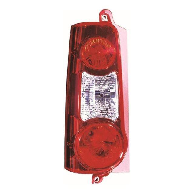 Peugeot Bipper Van 2008-/> 2 Door Rear Back Tail Light Lamp Passenger Side N//S