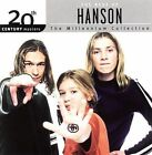 20th Century Masters - The Millennium Collection: The Best of Hanson by Hanson (CD, May-2006, Mercury)