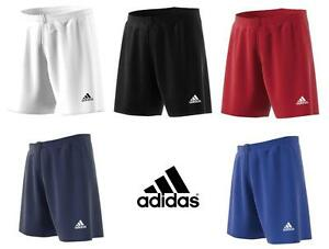 Adidas-garcons-junior-enfants-climalite-sports-football-gym-training-short-5-16-ans