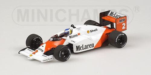 McLaren MP4 2C GP British 1986  530864302 Minichamps
