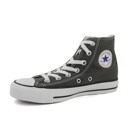 Converse All Star AS Hi Can Chucks Schuhe unisex, dunkelgrau/weiss, 50787