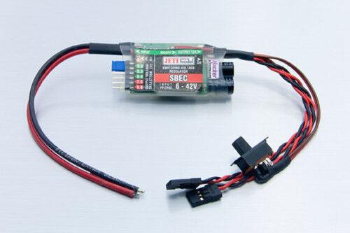 Jeti Duplex 2.4 GHz S BEC 22985471 hacker Regolatore di commutazione