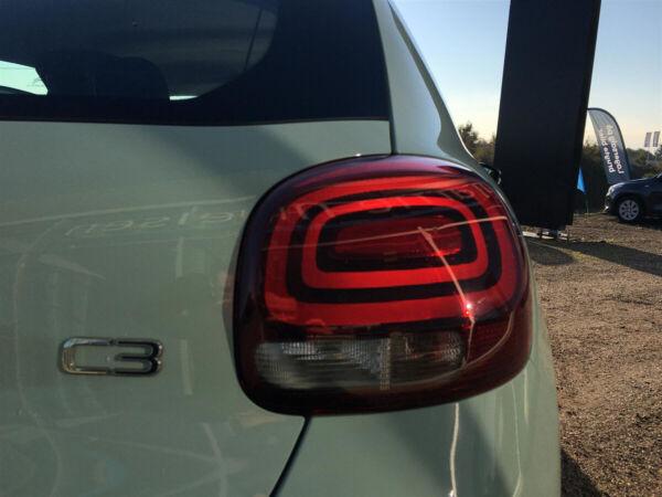 Citroën C3 1,6 BlueHDi 75 Feel+ billede 5