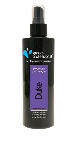 Groom Professional Duke Pet Cologne 200 Ml NEW