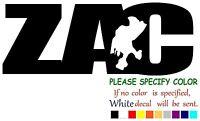 Vinyl Decal Sticker - Zacatecas Zac 2 Mexico State Map Car Truck Window 7