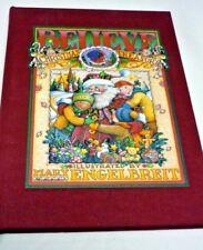 Believe : A Christmas Treasury by Mary Engelbreit (1998, Hardcover)