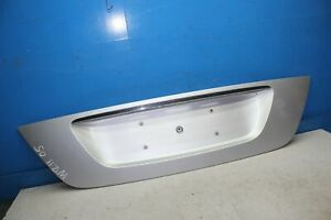 Mercedes-E-Class-W211-Number-Plate-Cover-Strip-Tailgate-Color-C744-2117500237