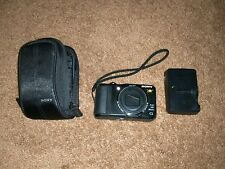 Sony DSC-HX30V Camera XMOR AVCHD Cyber Shot Lens G GPS 18.2MP 3D HDMI