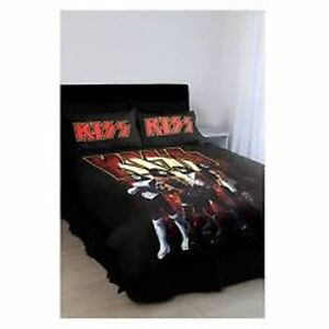 KING SIZE BED DOONA COVER ACDC AC DC AC-DC HIGHWAY TO HELL BAND MUSIC IMAGE