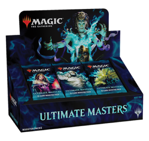 MTG-Magic-the-Gathering-Ultimate-Masters-Booster-Box-with-Box-Topper-SHIPS-NOW