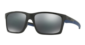 d9fe56e5e3eb3 Image is loading Oakley-Mainlink-Sunglasses-OO-9264-18-Polished-Black-