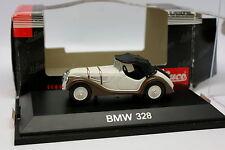 Schuco 1/43 - BMW 328 Marron Crème