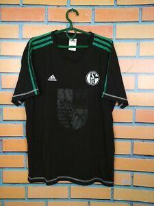 Details about FC Schalke 04 Jersey MEDIUM Shirt Football Soccer Adidas G88436