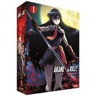 Akame GA Kill - Collection 1 Episodes 1-12 Deluxe Collector's Edition Blu
