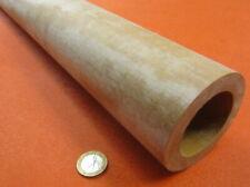 Garolite Phenolic Nema Le Linen Tube 30 Od X 20 Id X 12 Wall 2255