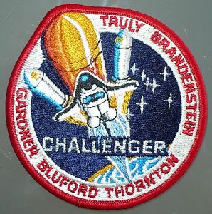 VINTAGE-1983-SPACE-SHUTTLE-CHALLENGER-STS-8-1st-NIGHT-LAUNCH-amp-LANDING