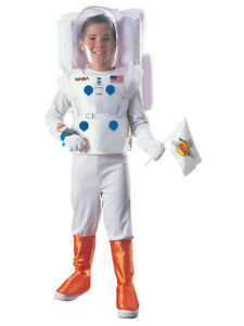 Astronaut Child Costume Young American Heroes