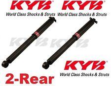 2-KYB Excel-G Rear Shocks Chevrolet S10 GMC S15 Jimmy Sonoma Isuzu Hombre NEW
