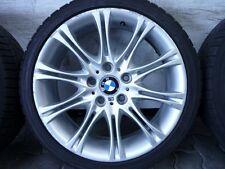 WINTERREIFEN ALUFELGEN ORIGINAL BMW M DOPPELSPEICHE M135 E46 225/40 18 255/35 18