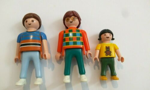 Playmobil small sets or individual figures ~ CHOOSE FROM LIST ~ fit large letter