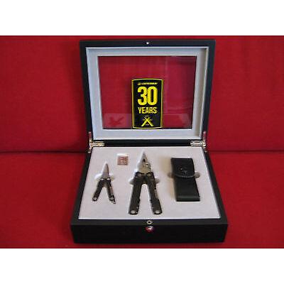 Leatherman Geschenkbox 30th Anniversary !Neuware!