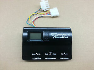 Coleman-Thermostat-Roof-A-C-amp-Furnace-WINNEBAGO-ITASCA-RV-CAMPER-MOTORHOME