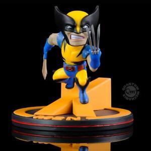 Wolverine-X-Men-Q-Fig-Diorama-Marvel-Figure-Quantum-Mechanix-Figure-Qmx-In-Stock